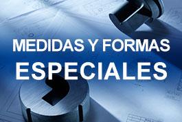 Medidas y Formas especiales